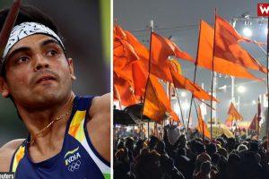 Watch: Olympic Gold Winner Neeraj Chopra Responds to 'Vested Interests and Propaganda'