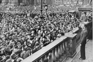 Why People Flocked to Hitler, and Why the Nazis Believed 'Here There Is No Why'
