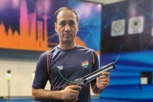 Paralympics: Debutant Singhraj Adana Claims Bronze in Men's Air Pistol