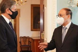 Indian Foreign Secy Meets US Secy of State, Discusses Afghanistan, Bilateral Ties