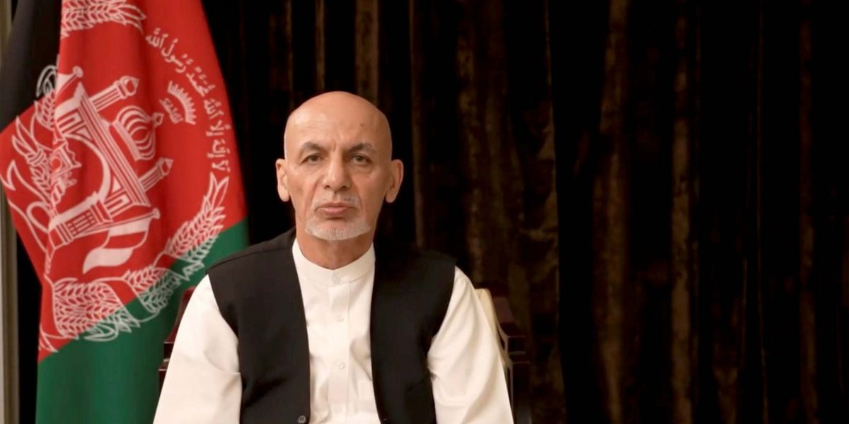 'Could Not Make it End Differently': Ashraf Ghani Apologises to Afghan People