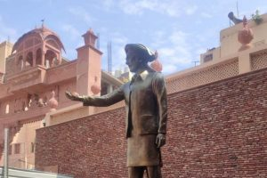 No Revolver in Udham Singh's Hand at Jallianwala Bagh Statue 'Due to Govt's Wishes'