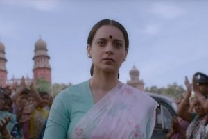 Review: Jayalalithaa Biopic 'Thalaivii' Is As Uncomplicated as Devotion Itself