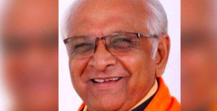 Ghatlodia MLA Bhupendra Patel to Be New Gujarat CM