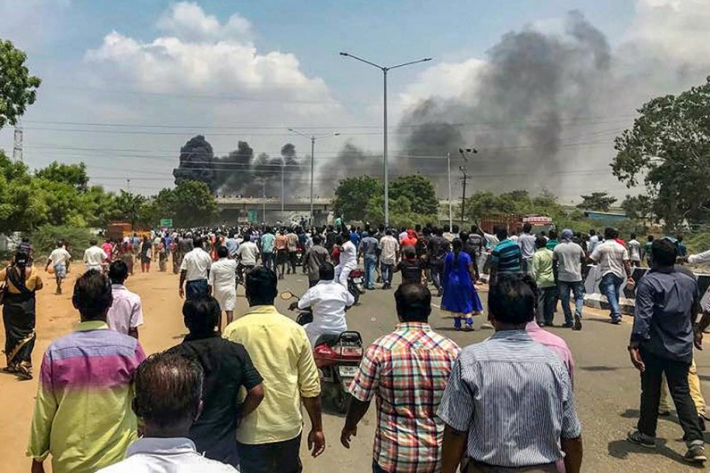 Police Firing at Anti-Sterlite Protesters a Scar on Indian Democracy: Madras High Court
