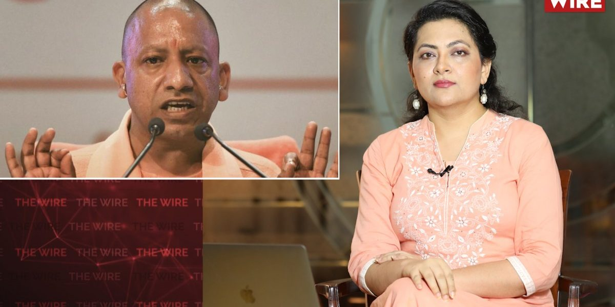 Watch: Yogi Adityanath's 'Abba Jaan' Comment Triggers Controversy