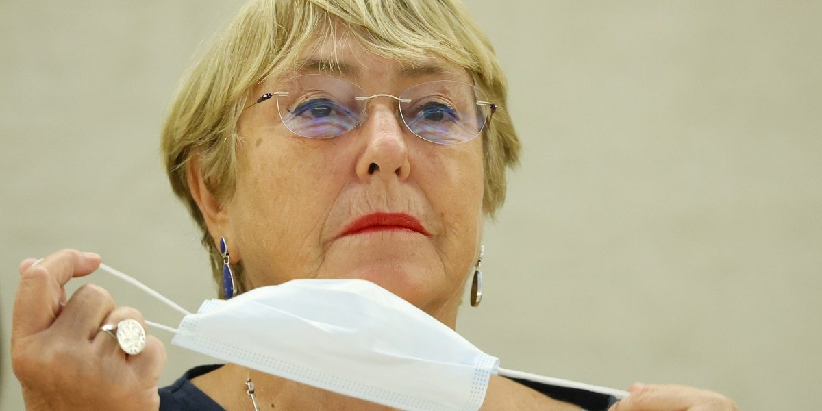 Spyware Like Pegasus Is 'Incompatible With Human Rights': UN's Michelle Bachelet