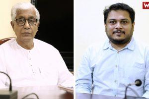Watch   'BJP is Turning Tripura into a One-Party, Fascistic Regime': Ex-CM Manik Sarkar