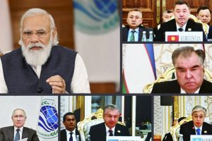 SCO: Pointing to 'Non-Inclusivity', PM Modi Urges Caution in Recognising Taliban Authority