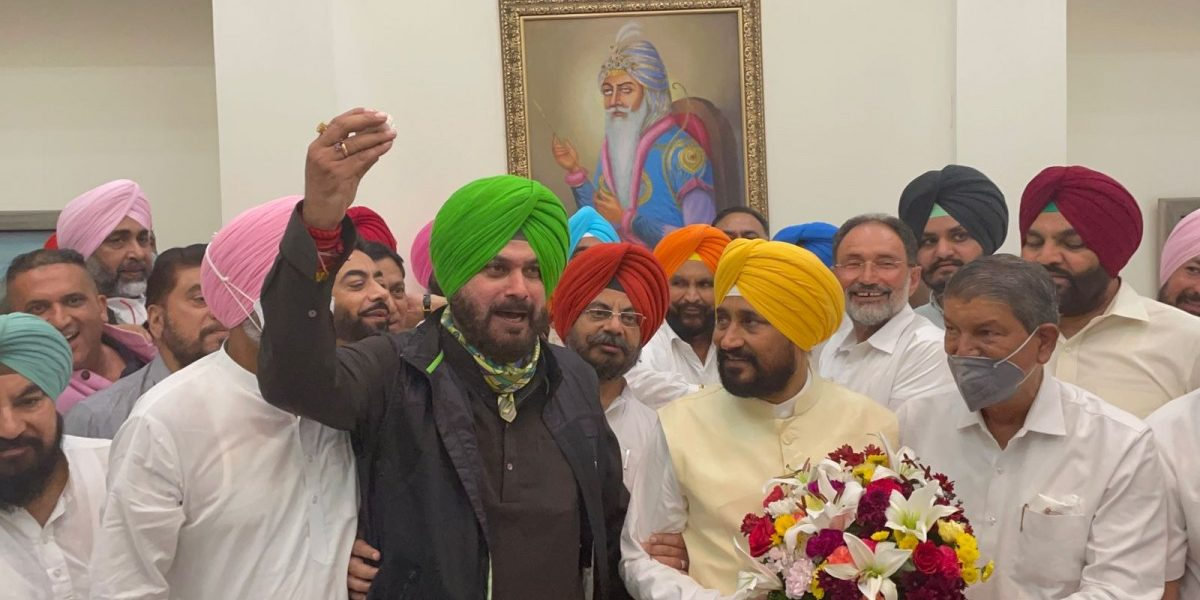 'Dummy CM' or Canny Politics?: As Channi Takes Oath, Din Over Choice Stays Alive
