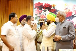 Seven New Faces Likely in Punjab Cabinet, 5 From Amarinder's Term May Not Find a Place