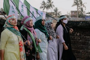 As Kerala's Men Push For 'All Against All' War, Women Provide the Antidotes