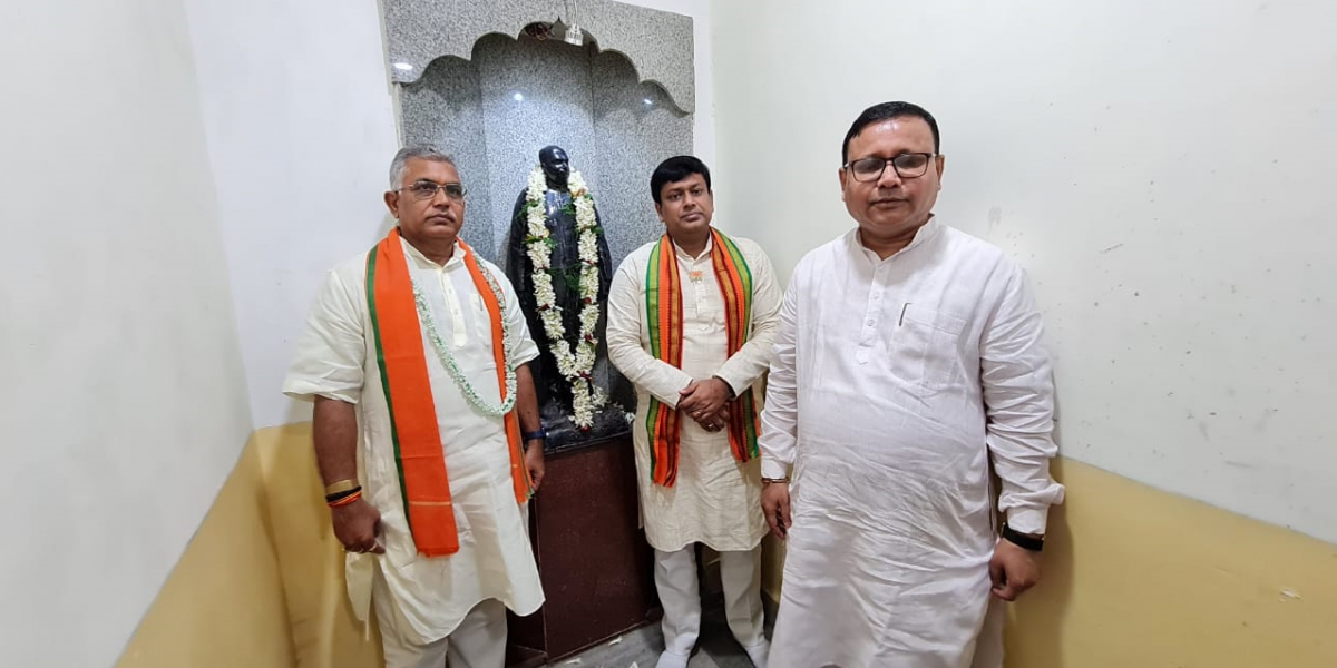 Why BJP Removed Dilip Ghosh as Bengal Unit President Before the End of His Tenure