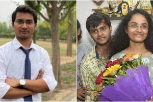 Bihar's Shubham Kumar Tops Civil Services Exam, Bhopal's Jagrati Awasthi Achieves Second Rank