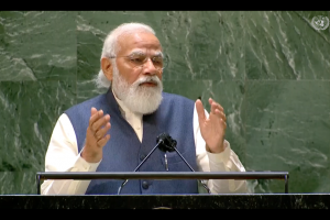 In Modi's Targeting of China at the UN, a New Willingness to Signal Stridency