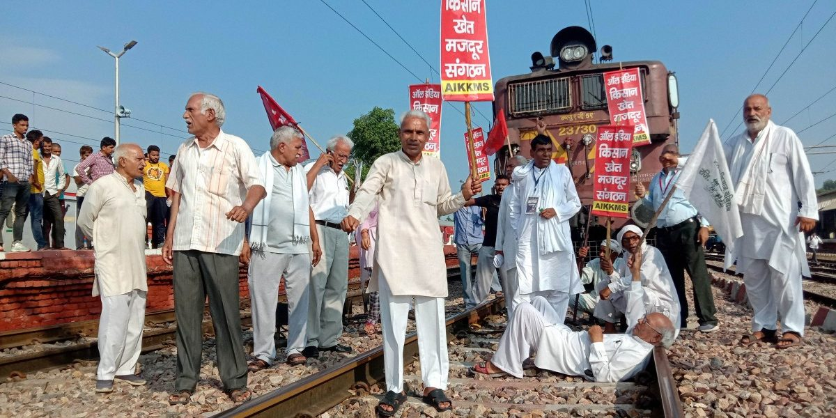 Bharat Bandh: Farmers Protest Across the Country, Block Highways