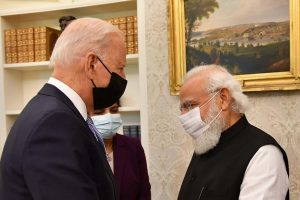 Why Biden Brought Up Gandhi In His Meeting With Modi