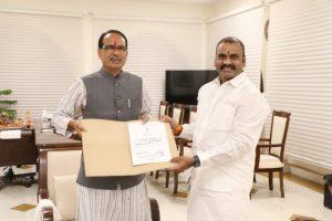Madhya Pradesh: Union Minister L. Murugan Elected Unopposed to Rajya Sabha