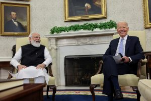 The Two 'Democracies' of India and US: How Similar, Yet How Different