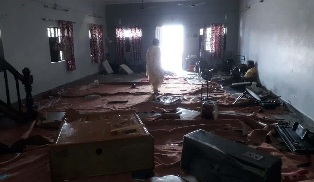 Members of VHP, Other Right-Wing Groups Vandalise Roorkee Church, Attack Those Praying