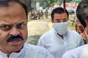 Lakhimpur Kheri: BJP Union Minister's Son Ashish Mishra Arrested in Murder Case