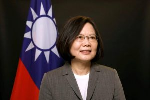 Taiwan Won't 'Bow' to China, Says President Tsai in Her National Day Speech