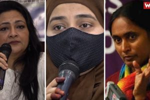 Watch | Activists and Journalists Demand the Release of Gulfisha Fatima