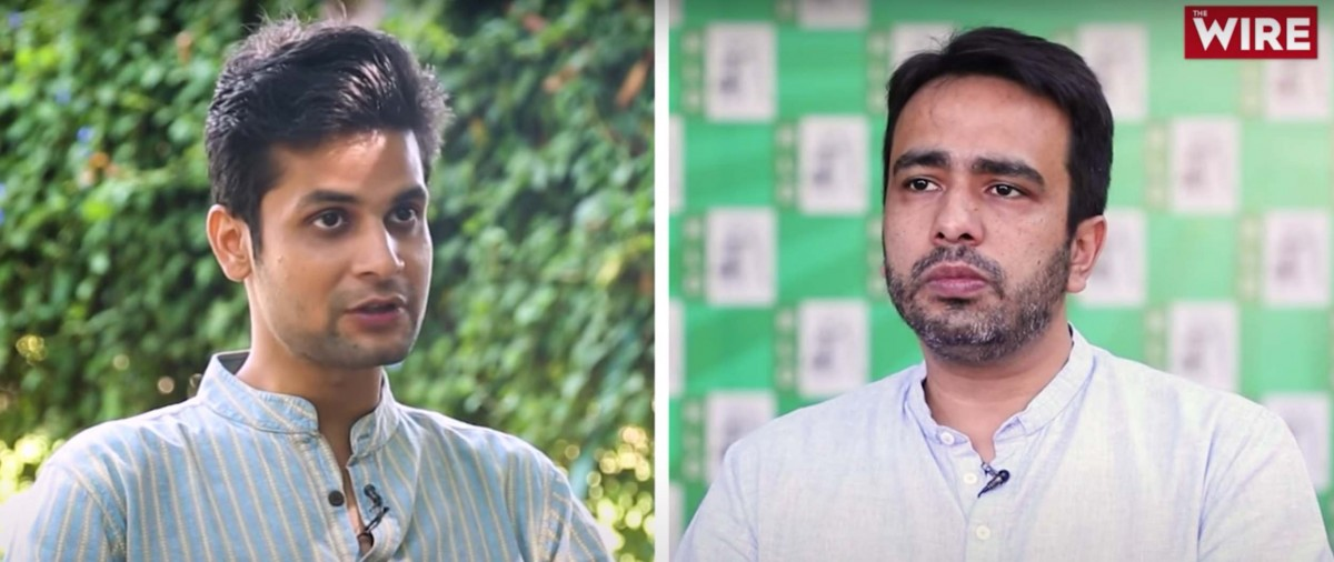 Watch | Those Wanting to Divide on Religious Lines Are in For a Rude Awakening: Jayant Chaudhary