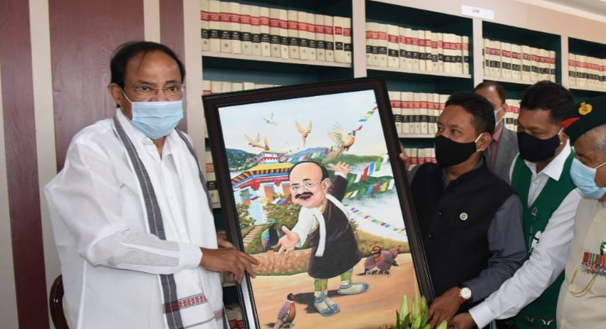 'Does Not Stand to Reason': India Rejects China's Objection to Venkaiah's Arunachal Trip