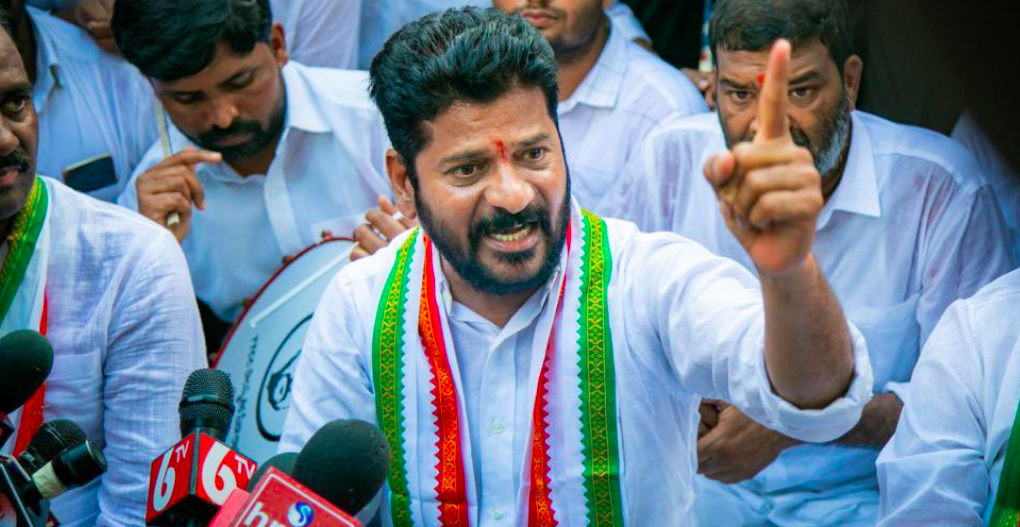 With Revanth at Helm, Telangana Congress Appears Fit to Challenge TRS