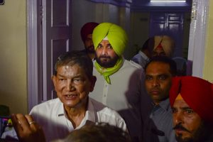 Still Silent on Withdrawing Resignation, Sidhu's Letter to Sonia Takes on Channi Again