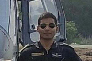 Missing Army Pilot's Body Recovered from Pathankot Lake 75 Days After his helicopter crashed