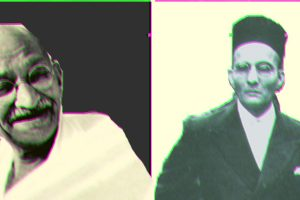 The Strange Irony of Roping in Mahatma Gandhi To Establish Savarkar's Nationalist Credentials