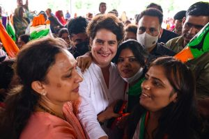 By Reserving 40% Tickets for Women, Will Congress Change the Political Game in UP?