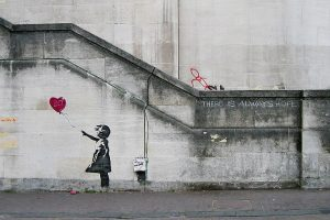 Banksy's Art Still Breaks the Bank
