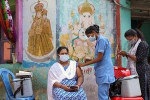 India Sees Single-Day Rise of Over 18,000 New COVID-19 Cases