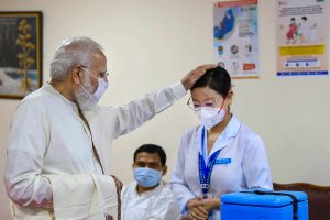 Backstory | Vax-Maximisation and Media Exuberance: The Modi Govt's Objectives