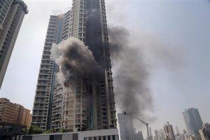 Mumbai: Police Register FIR on 61-Storey-Building Fire