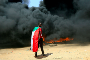 Sudan Military Chief Burhan Says Army Ousted Government To Avoid Civil War