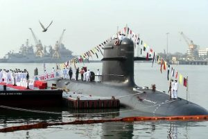 Navy Commander, 2 Retired Officers Arrested for Leaking Information on Submarine Project
