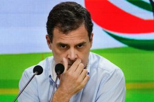 Opposition Vindicated By SC's Decision to Probe Pegasus Allegations: Rahul Gandhi