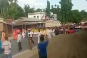 Tripura: Mosque Vandalised, Shops and Houses Attacked During VHP Rally