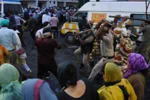 Haryana Police Lathicharge Teachers Protesting Against Private Contractors, Demand Job Security